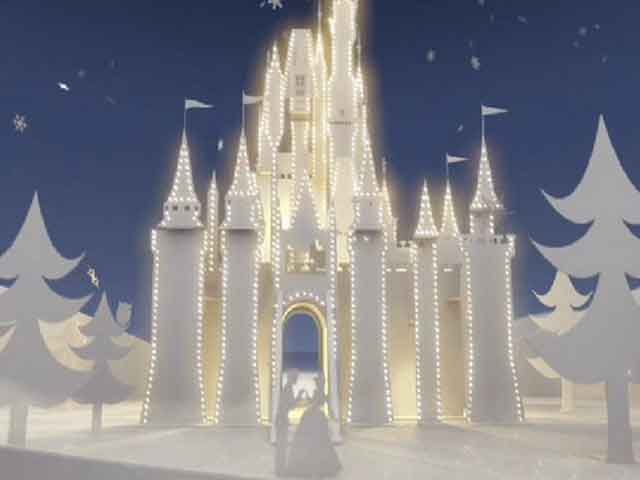 "Disney ""Paper Wonderland"""