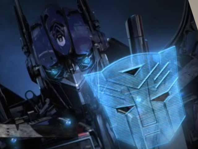 "Hasbro ""Transformers 2"""