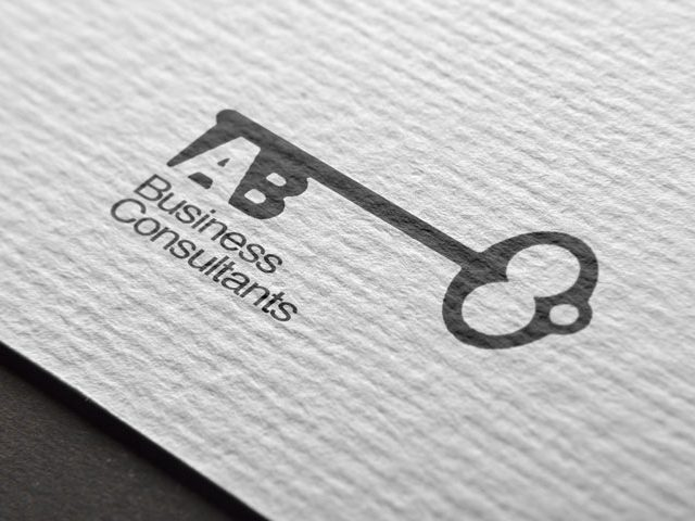 AB Business Consultants Branding