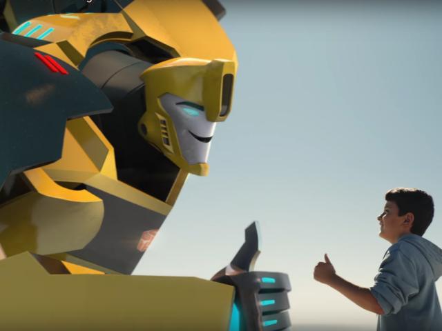 "Transformers ""Beach"" Promo"