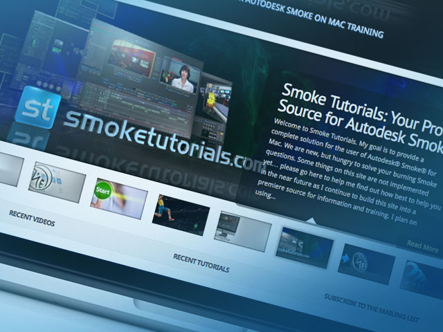 SmokeTutorials.com website