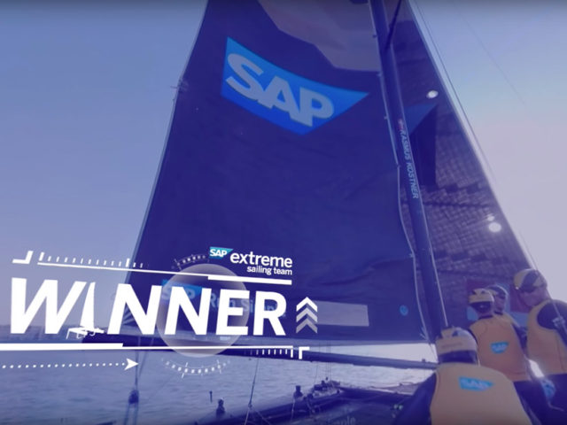 SAP Extreme Sailing 360