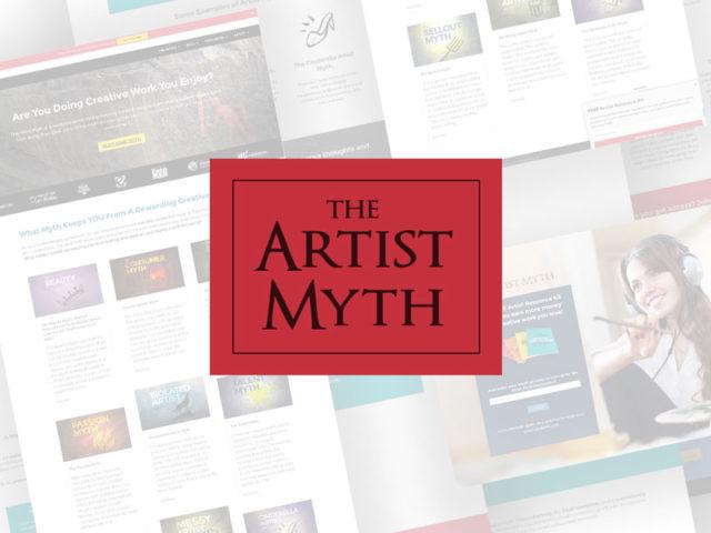 Artist Myth – Branding