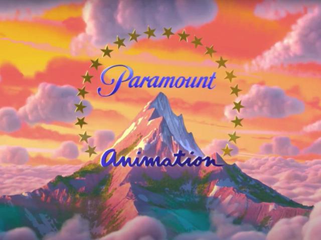Paramount Animation Logo